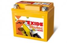 Exide Skutec Battery Image