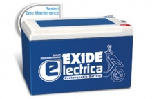 Exide Electrica FEC9-12EC25L Battery
