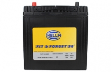 Hella FF36 38B20L 010.021-401 Battery