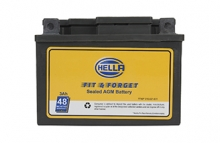 Hella FF48 3AH 010.021-511 Battery