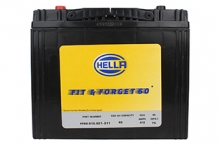 Hella FF60 55B24LS 010.021-311 Battery