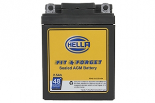 Hella Batteries FF48 2.5AH