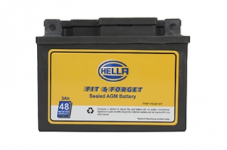 Hella Batteries FF48 3AH