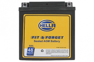 Hella Batteries FF48 5AH