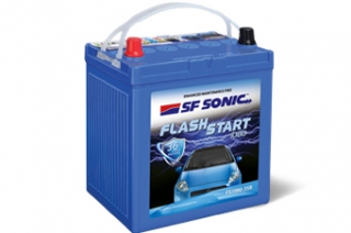 SF Sonic Batteries Flash Start