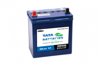 Tata Green Batteries Silver XT