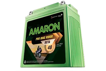 Amaron Beta AP-BTX25 Battery