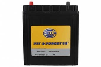 Hella FF18 BL400L 010.021-451 Battery
