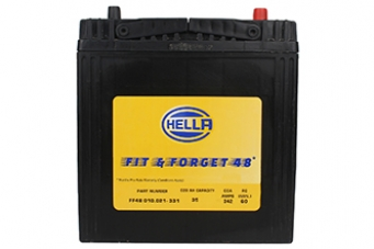 Hella FF48 42B20R 010.021-331 Battery