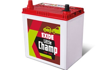 Exide Little Champ FLC0-EXLC65L Battery