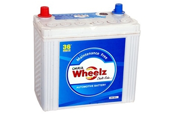 Okaya Wheelz OW 450 R Battery