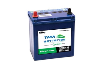 Tata Green Silver Plus 38B20L Battery