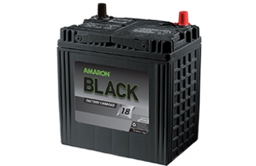 Amaron Batteries BLACK