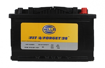 Hella Batteries FF36 DIN65
