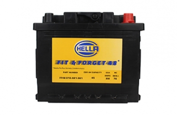 Hella Batteries FF48 DIN45