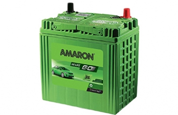 Amaron GO battery Image