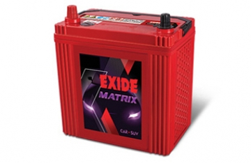 Exide Matrix battery Image