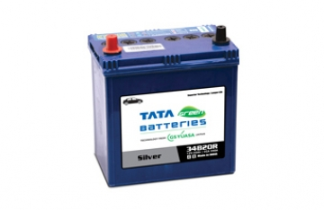 Tata Green Batteries Silver