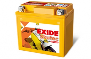 Exide Batteries Skutec