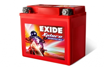 Exide Xplore battery Image