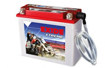 Exide Xtreme battery Image