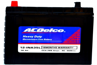 ACDelco HMF 12-INA35L Battery