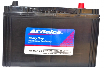 ACDelco HMF 12-INA65 Battery