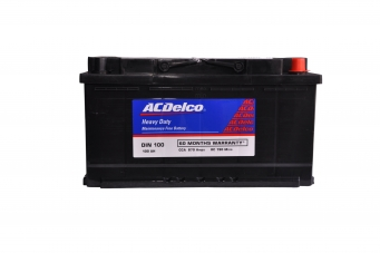 ACDelco HMF DIN100 Battery