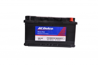 ACDelco HMF DIN80 Battery