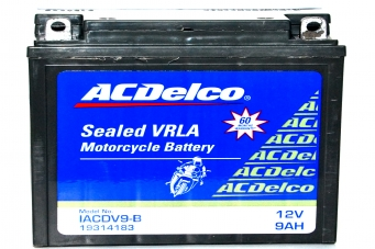 ACDelco Sealed VRLA IACDV9-B Battery