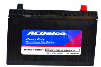 ACDelco HMF INA34B20R Battery