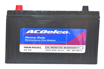ACDelco HMF INA40ZL Battery