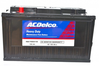 ACDelco HMF INA700E41R Battery