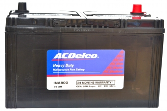 ACDelco HMF INA800 Battery