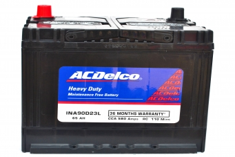 ACDelco HMF INA90D23L Battery