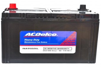 ACDelco HMF INA95D26R Battery