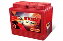 Exide Mileage FMI0-MI75D23L Battery