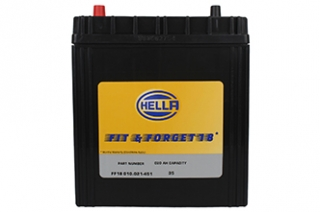 Hella Batteries FF18 BL400L