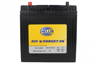 Hella Batteries FF36 38B20L