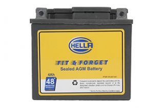 Hella Batteries FF48 4AH