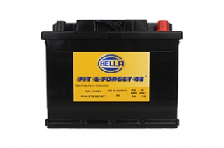 Hella Batteries FF48 DIN55