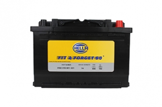 Hella Batteries FF60 DIN74