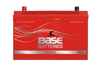 Base Magik 43 DIN Battery