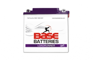 Base Batteries Loadrunner